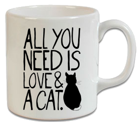 All You Need Is Love And A Cat – Kedi Kupa