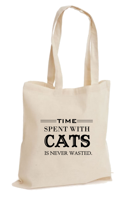 Time Spent With Cats Is Never Wasted – Kedi Bez Çanta