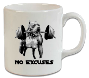 No Excuses – Kupa