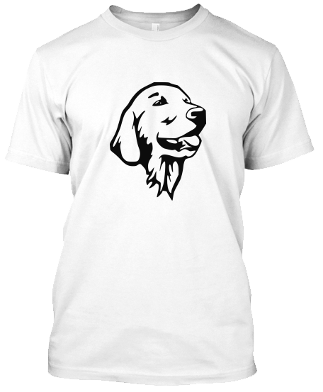 Golden Retriever T-Shirt – 1
