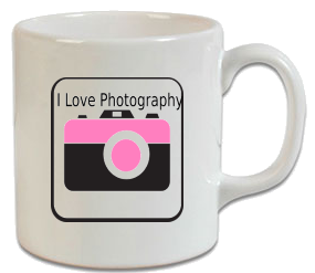 I Love Photograpy Kupa