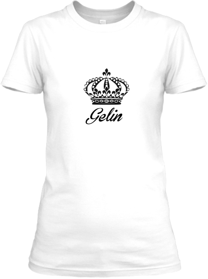 Gelin T-Shirt – 6