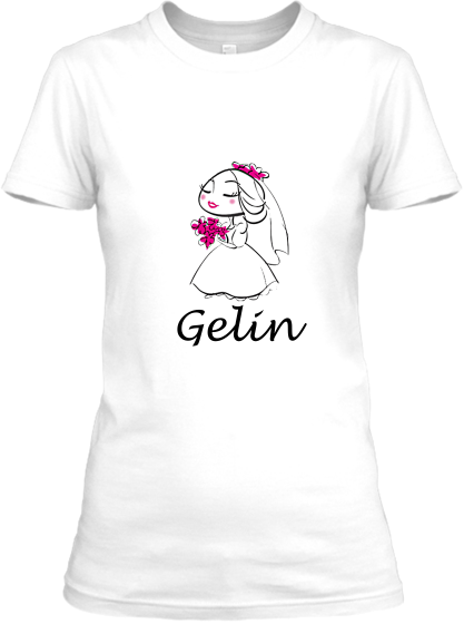 Gelin T-Shirt-8