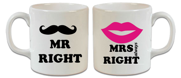 Mr. Right – Mrs. Right 2'li Kupa