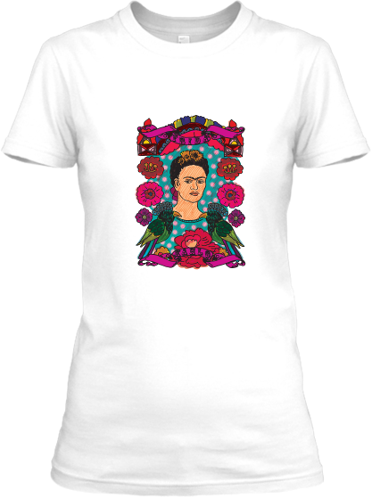 Frida Kahlo T-Shirt 1