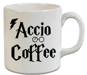 AccioCoffee  Kupa